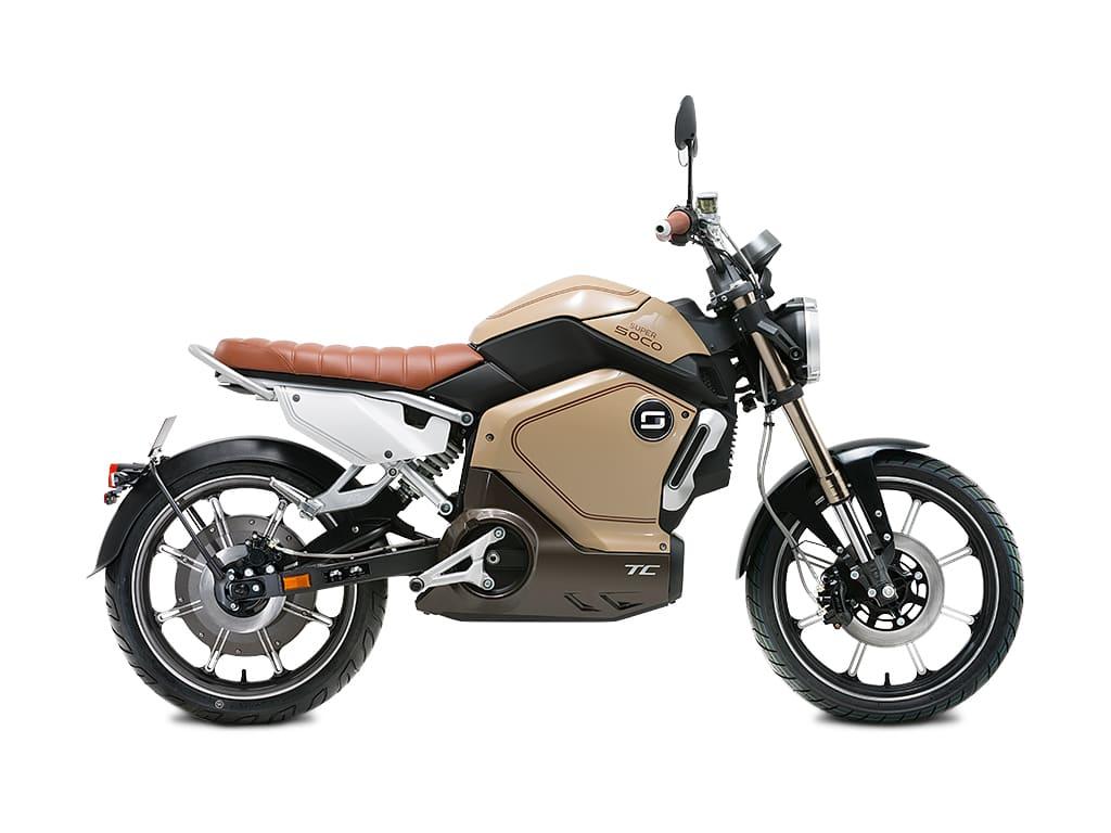 Super Soco TC (50cc)