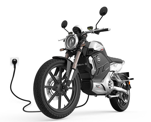 Super Soco TC MAX versão aro (125cc)